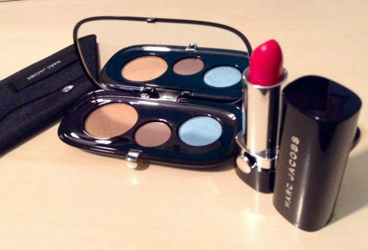 My #MarcJacobs Beauty brand new products I love them...