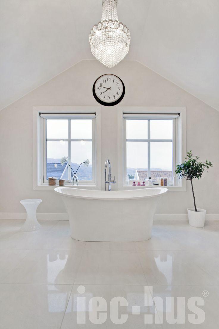 Er dette tidenes fineste bad? Følg en av våre kunder @the_diana_house på Instagram for masse god inspirasjon // IEC-HUS