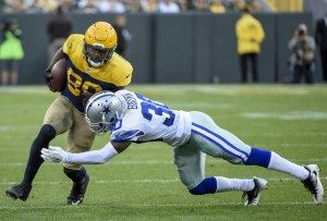 Fantasy Football Waiver Wire, Week 7: Knile Davis Could Get Immediate Work in Green Bay