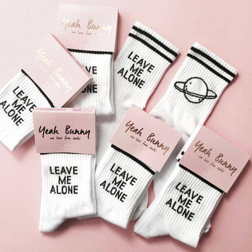alone and socks image