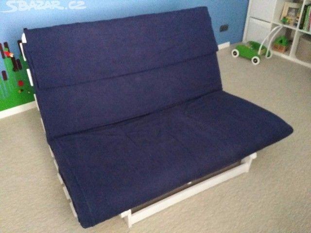 Rozkládací sedačka - obrázek číslo 1