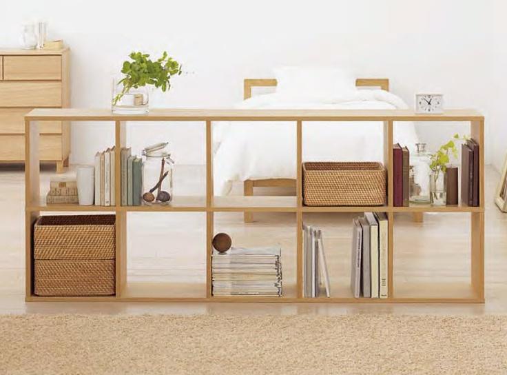 Muji room style - http://www.muji.eu/images/pdf/MUJILIFE-2012/MUJILIFE_June_2012_UK.pdf