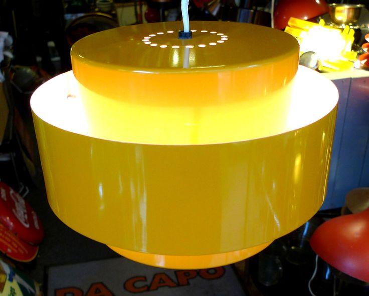 juno pendel lampe af fog og mørup designet af jo. Hammerborg 25 cm Ø 15 cm høj