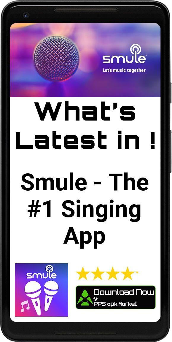 Smule - The #1 Singing App App - Free Offline Download