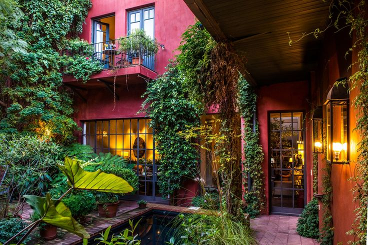 Jardin Escondido - Buenos Aires, Argentina ... | Luxury Accommodations