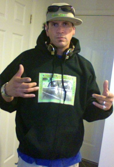 New Urban Gear Syndrome's Pimpstress design hoodies 50.00
