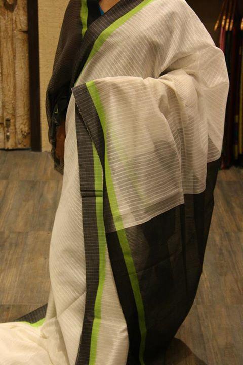 Ethnic handloom sarees