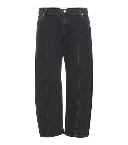 Balenciaga Rockabilly Jeans For Spring-Summer 2017