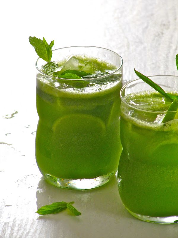 Limonana - Frozen Mint Lemonade Recipes — Dishmaps