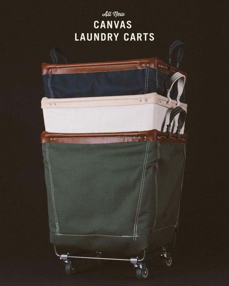 all new coloured laundry carts - Laundry Carts