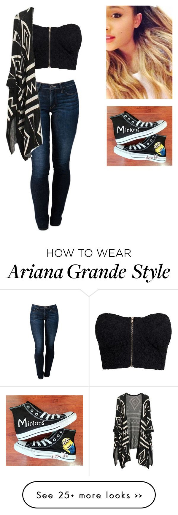 """""""Untitled #166"""" by dayonajanell on Polyvore"""