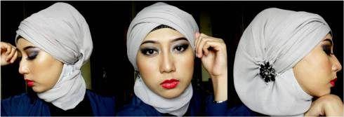 hijab party idea