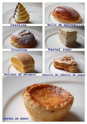 Dulces típicos de Bilbao!! Deliciosos para comer solos o con un rico café. Ven y descúbrelos con Baskonia Tour. Viajes-Excursiones.