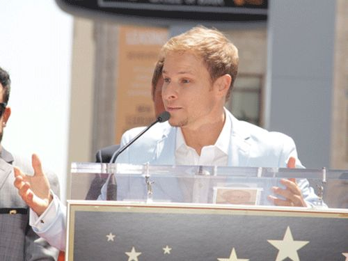 Backstreet Boys frontman Brian Littrell and his wife shared their son's story with People magazine in 2009.