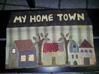 El Desván de la Güela Pina: HOME TOWN