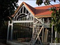 25 best ideas about charpente m tallique sur pinterest hangar metallique - Cout construction hangar ...