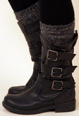 Buckle Boot | elfsacks