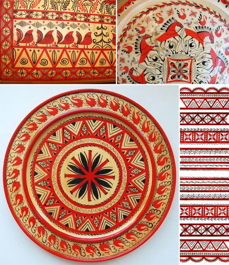 Russian Folk Patterns – Part One