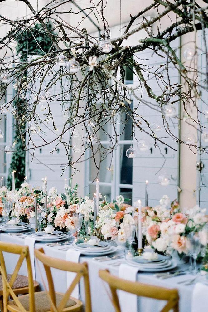 30 Modern Wedding Decor Ideas Modern Wedding Decor Hanging