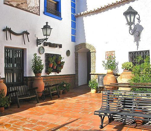 2) . . all the way from the heart of Andalucía, Spain