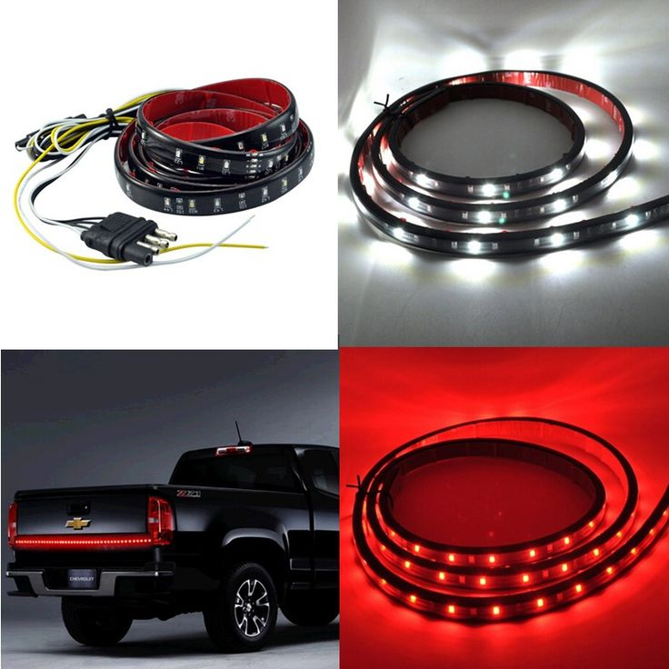 Best 25 led tailgate light bar ideas on pinterest silverado cheap car light buy quality bar led directly from china accessories accessories suppliers truck suv tailgate light bar led redwhite reverse stop running aloadofball Images
