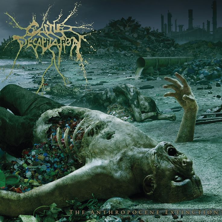 REVIEW: Cattle Decapitation - The Anthropocene Extinction