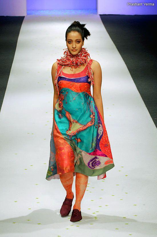 Праздничная карусель Высокой моды в Индии | Мода, модели и одежда | Женский журнал Lady.ru