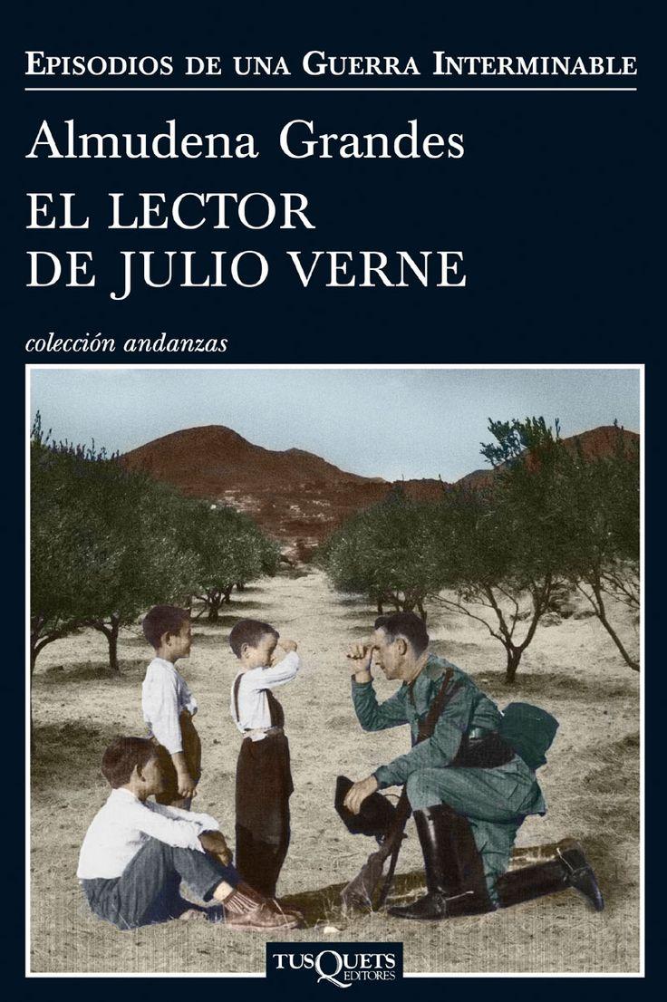 La infancia. Una edad que todos, en mayor o menor medida, recordamos con añoranza, con alegría, con esa pequeña sonrisa que se nos pone cuando recordamos los viajes que hacíamos con nuestros padres de vacaciones, los juguetes que esperábamos sacar a pasear en cuanto algún rayo de sol aparecía o el primer libro que nos leían, y que siempre se recuerda por algún motivo. El lector de Julio Verne.