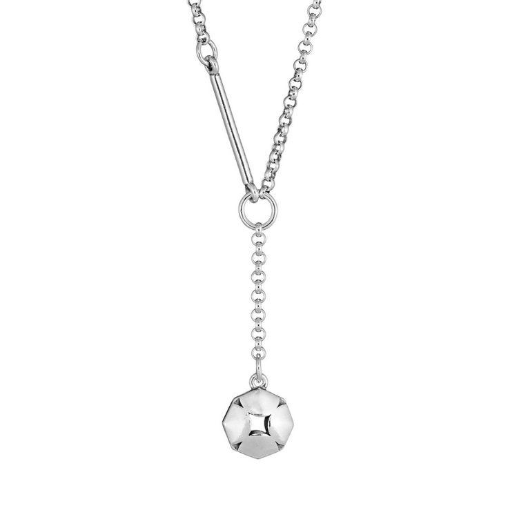 Kalevala Jewerly / Origami Flower Necklace