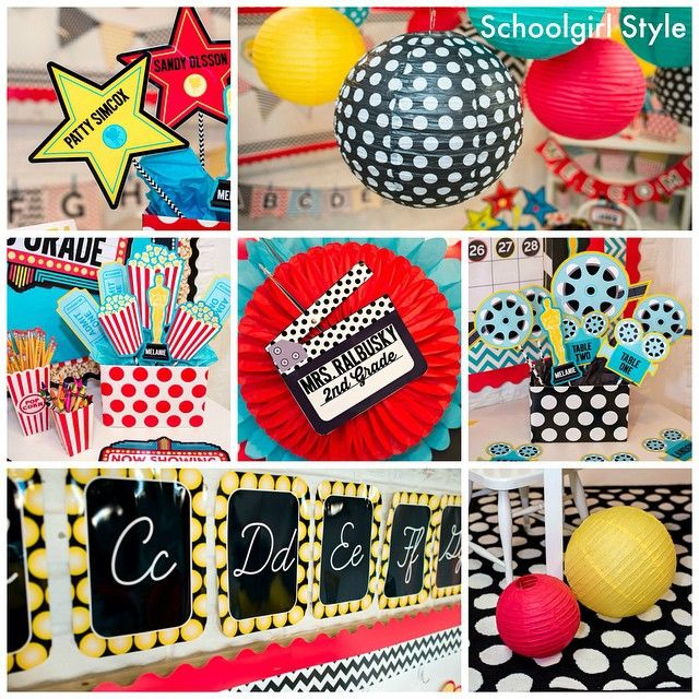 Red Classroom Decor : Best images about classroom theme ideas on pinterest