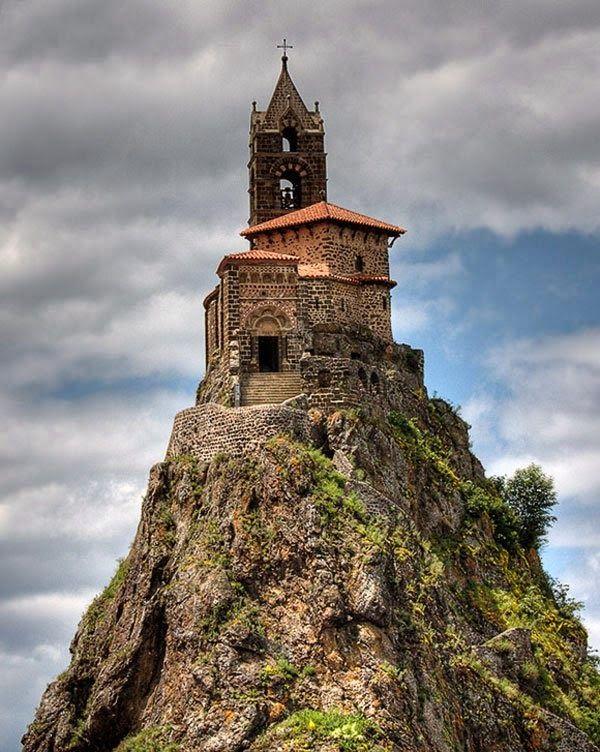 Saint Michel d'Aiguilhe Chapel