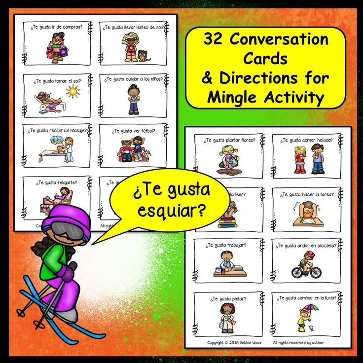 Foreign Language Classroom Decorations : Best spanish conversation activities images on