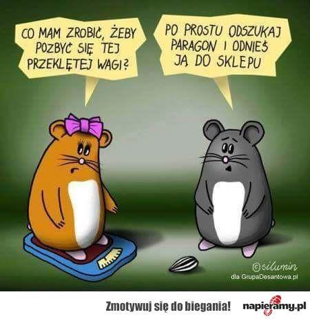 może by tak zacząć ćwiczyć:) ? Źródło napieramy.pl