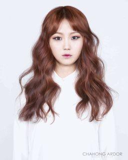 Maple Wave Perm #long #hair #beauty #cut #chahongardor