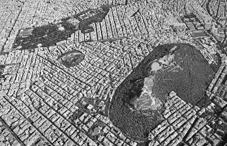 Periscope Hotel Aerial Photos of Athens by Nikos Daniilides Room 14   #PeriscopeHotel, #athens, #greece