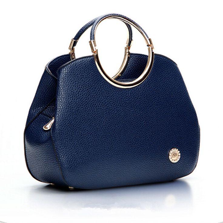 Купить Марка desinger сумки новые моды для женщин сумки Личи тисненая кожа PU дамы наручные сумочка…