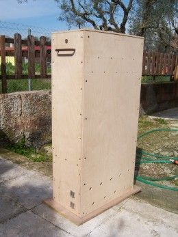 My husband made our biltong box and has adapted what he did into this step by step guide for building your own biltong box....