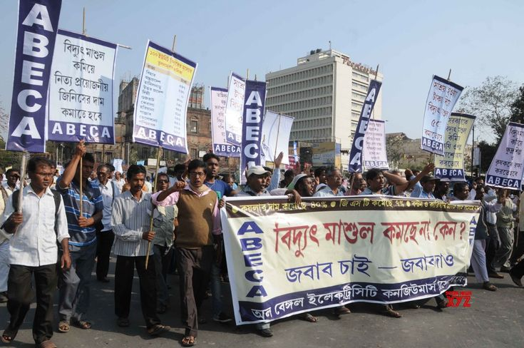 Kolkata: ABECA press for reduction in electricity tariff #Gallery - Social News XYZ