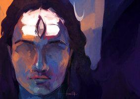 shiva by ~swarooproy on deviantART