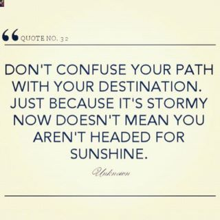 sunshine | ... as: confused path destination sunshine inspiration life quotes