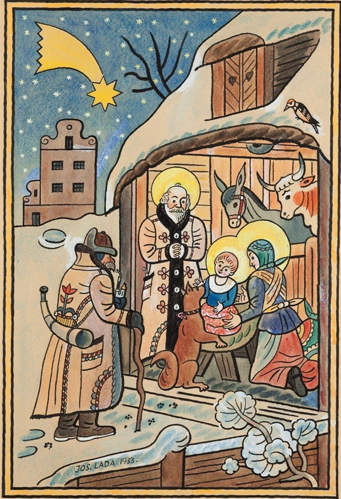 "Czech Christmas... ""The Christmas Nativity"""