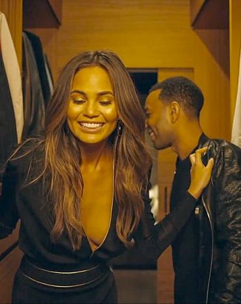 """John Legend's """"You and I"""" Vid Stars Chrissy Teigen, Laverne Cox, Women - Us Weekly - You & I are beautiful!"""