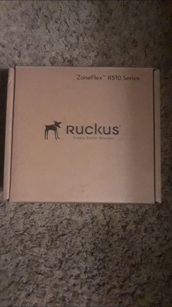 Ruckus 901-R510-US00 ZoneFlex R510 Wireless Access Point NEW