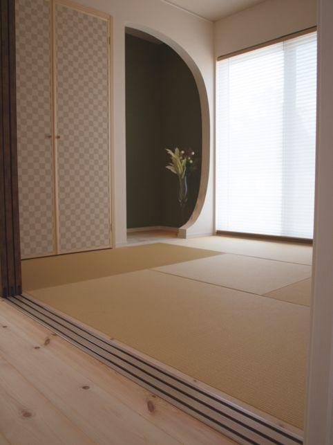 La Petit maison | 和室問題。