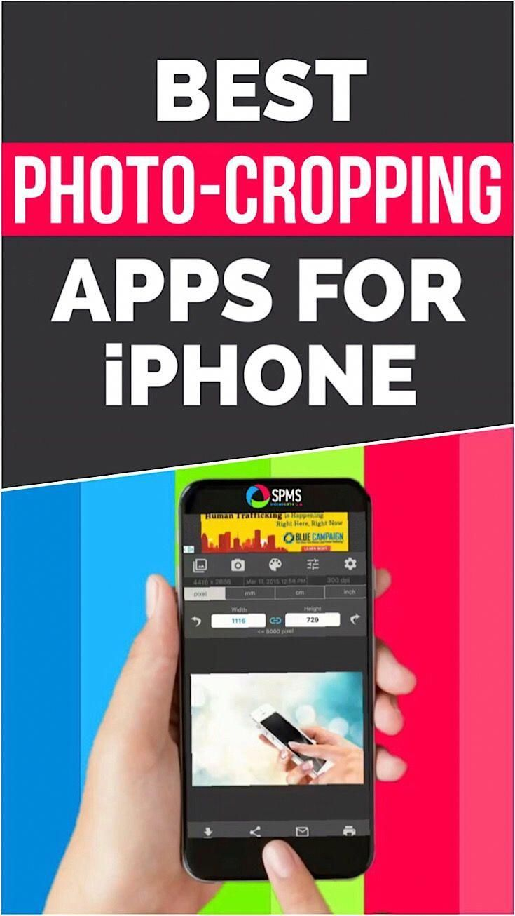 Best Photo Cropping Apps For iPhone | iPhone Photography