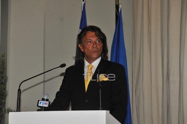 Ilias Psinakis / Ηλίας Ψινάκης - inauguration as Mayor of Marathon #psinakis #ψινάκης