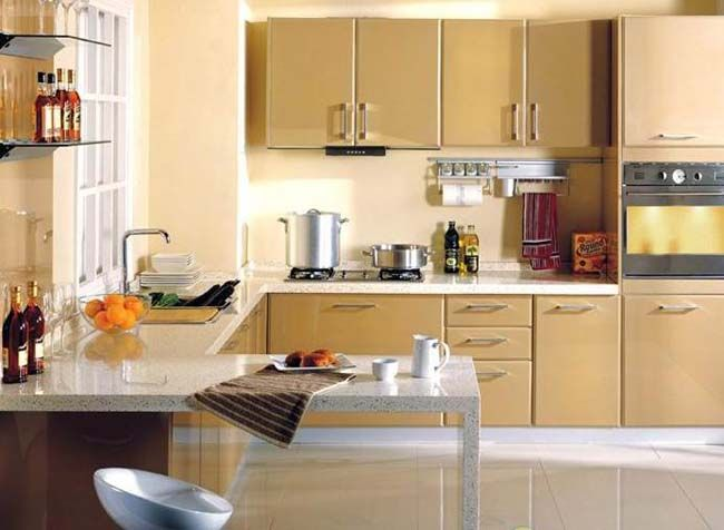 Kitchen Cabinets Small Spaces
