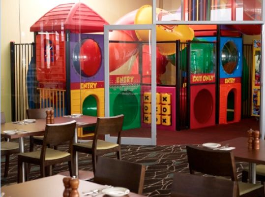 Don't feel like cooking tonight? Come in between Monday and Thursday and receive 2 for 1 Kids' Meals from our Kids Club menu (for children under 12).