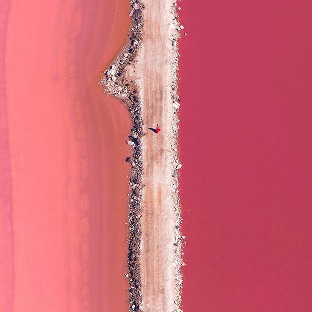 Port Gregory, Geraldton - Pink Lake