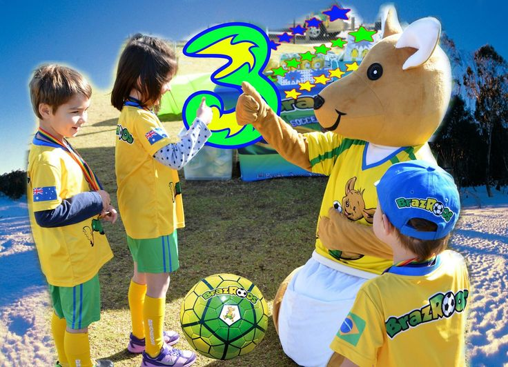 Oie!   3 sleeps to go and Broozer will give high fives to all our current and new BrazRoosians  Sat - Halls Head P/S oval from 8:45am to 11:30am Sun - Lakelands P/S oval from 8:45am to 11:30am  More info: 0484 665 965 info@brazroos.com.au
